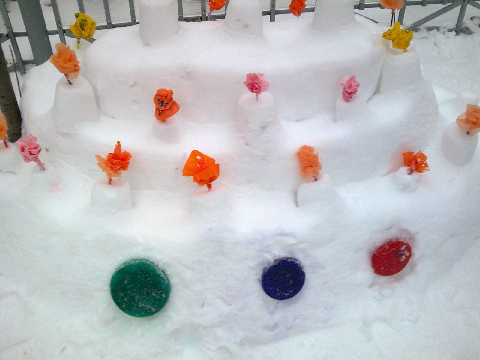 Как сделать снежки дома